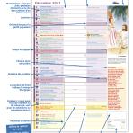 «Au jour le jour 2021» : le calendrier du chrétien